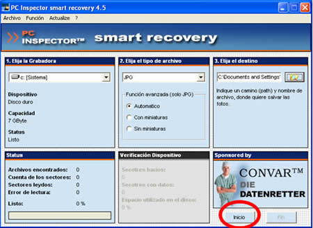 PC Inspector smart recovery 3