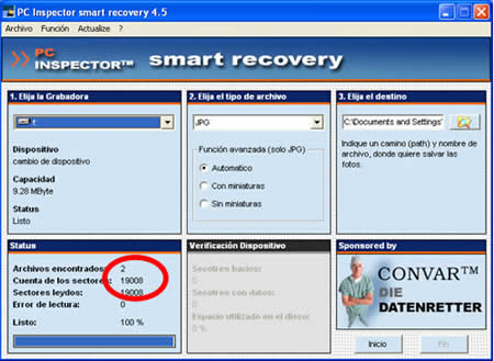 PC Inspector smart recovery 4