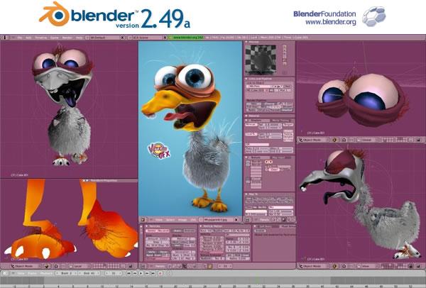 Blender Programa Para Crear Animaciones O Hasta Películas