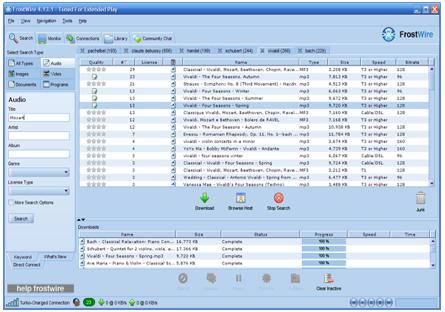 frostwire mac 10.4.11