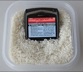 Blackberry Mojada