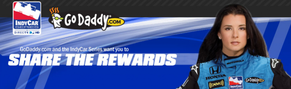 GoDaddy rewards