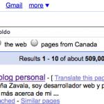 Meme: Googlea el nombre de tu Blog