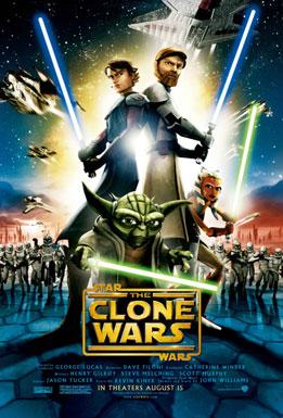 Trailer de star wars the clone wars