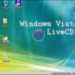 Windows Vista Live CD