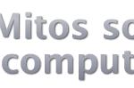 20 mitos sobre las computadoras