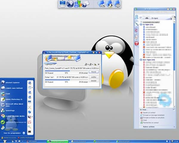 Ultimate Windows To Linux transformation Pack