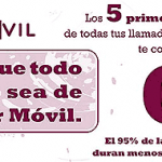 25 euros de saldo gratis con Carrefour Móvil