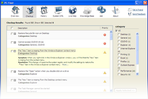 PC Fixer 2.6