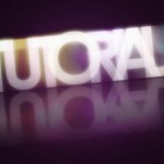 Colorful Glowing Text Effect