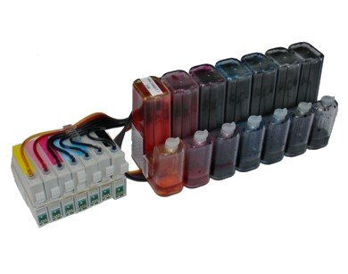 Continuous Ink System para Epson