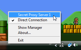 Proxy Switcher