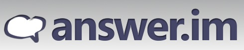 Logo de Answer.im