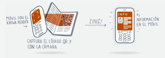 Kaywa reader