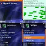 Cliente BitTorrent para teléfonos con Java – MobTorrent