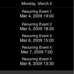 Como poner tu agenda de Google Calendar como Wallpaper en tu iPhone