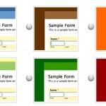 Como crear formularios rápidamente con pForm