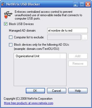 USB Blocker