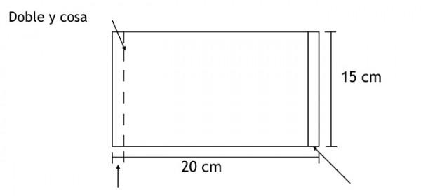 Como fabricar un cubrebocas en casa