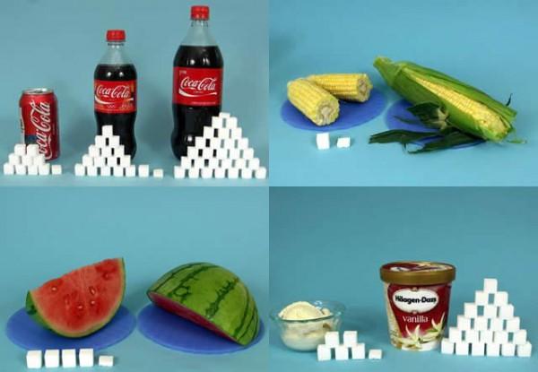 Cuanta azucar tiene la Coca Cola