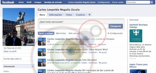 Easter Egg en Facebook