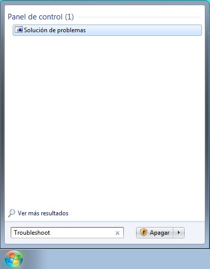 Solucionar problemas con Windows