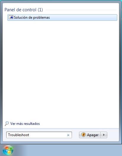 Solucionar problemas con Windows