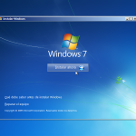Instalando Windows 7 paso 2