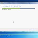 Instalando Windows 7 paso 4