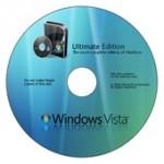 DVD de Windows Vista SP2