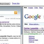 Buscar en Bing y Google al mismo tiempo
