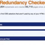 Limpia tus CSS de selectores y clases inútiles con CSS Redundancy Checker