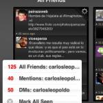 TweetDeck para el iPhone es la mejor aplicación para Twitter