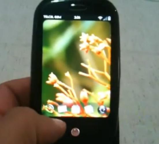 Palm Pre con Telcel