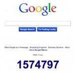 ¿Cuanto falta para que se acabe el año? – Google te dice (Huevo de pascua)