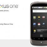 Como comprar el teléfono Nexus One desde México