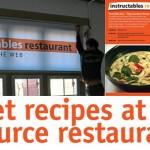 Instrucciones para abrir tu propio restaurante con todo Open Source
