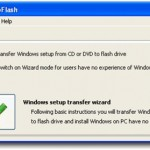 WinToFlash utilidad para instalar Windows desde una memoria USB