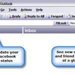 Integra Facebook en Outlook con FBLook
