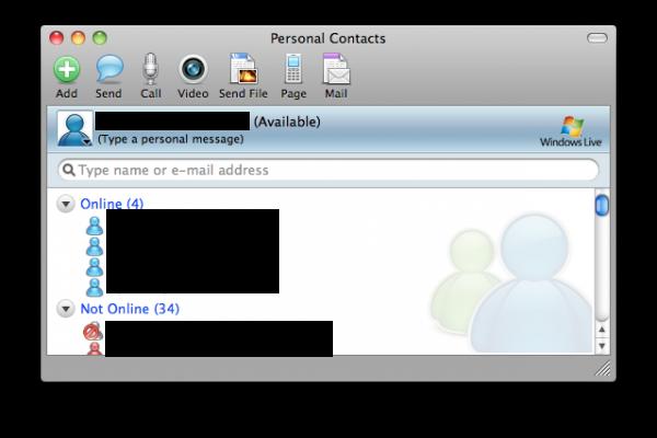 www microsoft com windows messenger es: