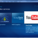 Como ver videos de YouTube, DailyMotion, etc., en Windows Media Center