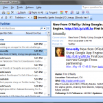 Usa Twitter desde Outlook con OutTwit