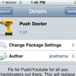 Como resolver problemas con las notificaciones Push en un iPhone desbloqueado