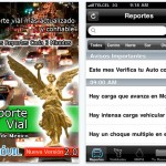 Obten reportes viales de la Ciudad de México en tu iPhone