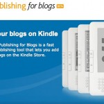 Como publicar tu blog en el Amazon Kindle