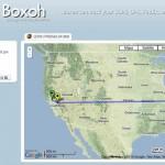 Boxoh – herramienta para rastrear tus envios de paquetería