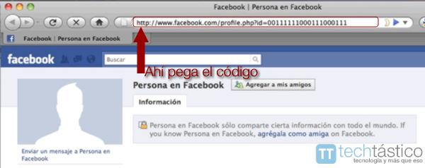 Truco para Facebook !!