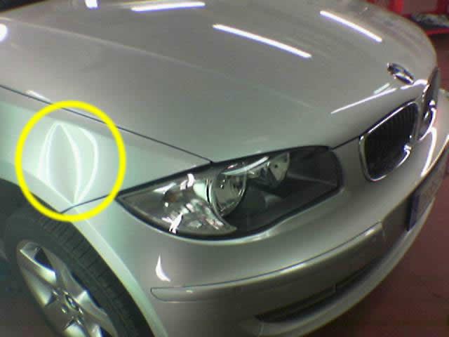 Como quitar y reparar facilmente los golpes del auto