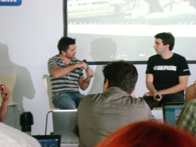 Juanes en #NokiaTalk