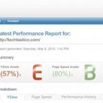 Como saber que tan rápido es tu sitio web con GTmetrix